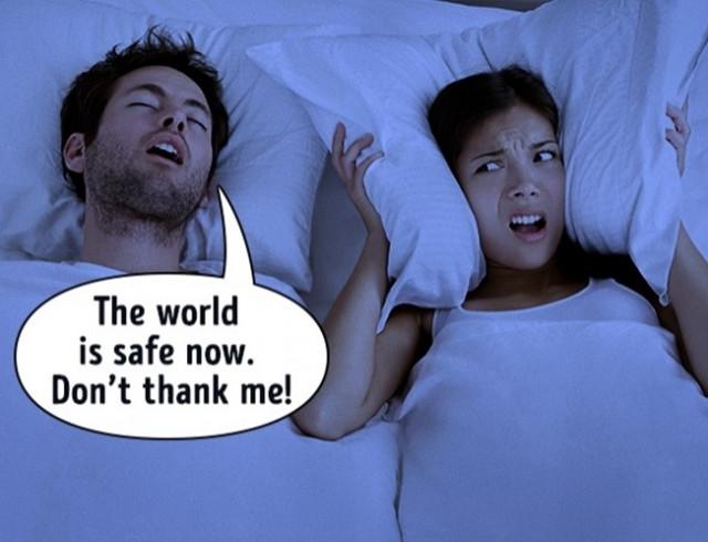 11 điều bí ẩn xảy ra trong khi bạn đang ngủ