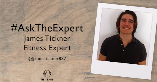 #AskTheExpert - James' guide to a better night's sleep
