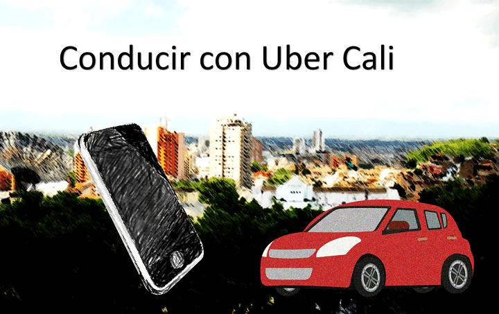 Conducir Uber Cali