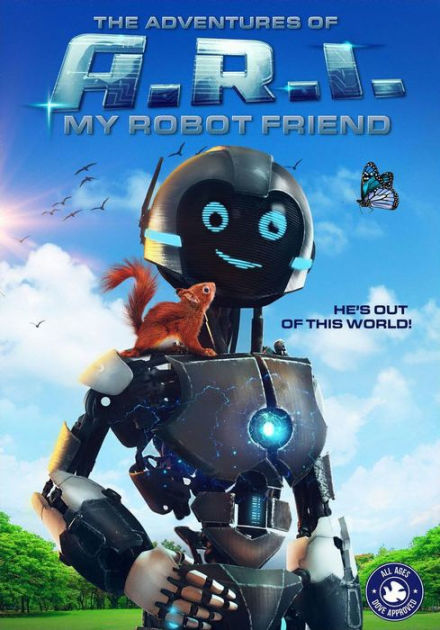 The Adventure of A.R.I. My Robot Friend (2020) English 720p WEB-DL 950MB ESubs