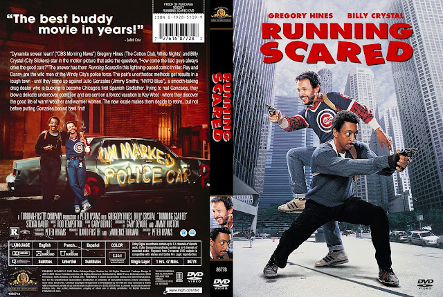 Running Scared DVD Cover
