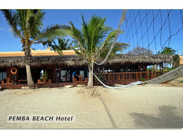 Mozambique Cabo Delgado Pemba Beach Hotel