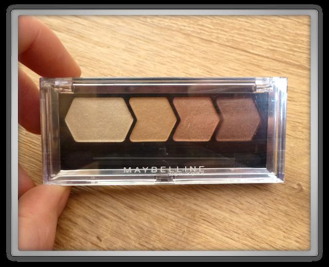 Maybelline - 20 Bronze Drama palette