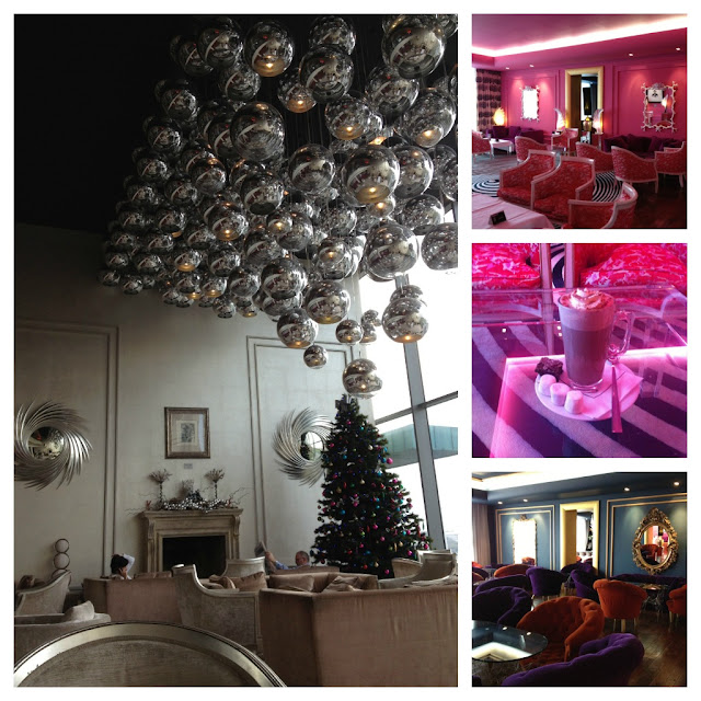 Rooms: NFP: The G Hotel, Galway And Lush Bath Treats