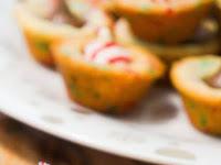 Christmas Sugar Cookie Cups