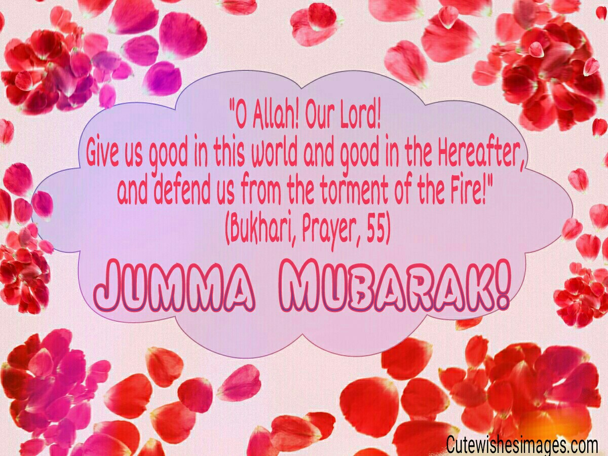 Jumma Mubarak Images Cute Wishes Images Quotes Love Messages