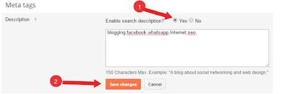 meta tag description code