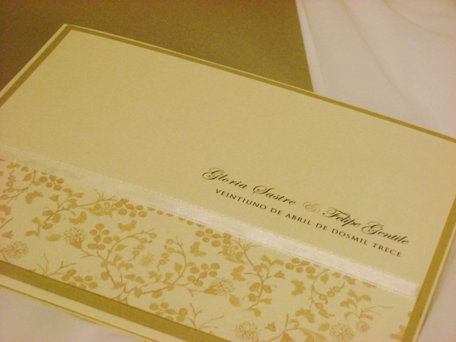 Invitaciones Y Tarjetas De Casamiento Nuevos Modelos Para