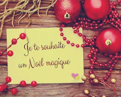 Je te souhaite un Noel magique 🎄