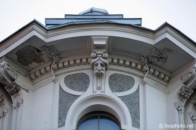 югендстиль в архитектуре