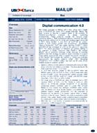 Studio societario di UBI Banca su MailUp