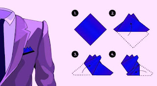 how to fold pocket square ukeyibio.blogspot.com