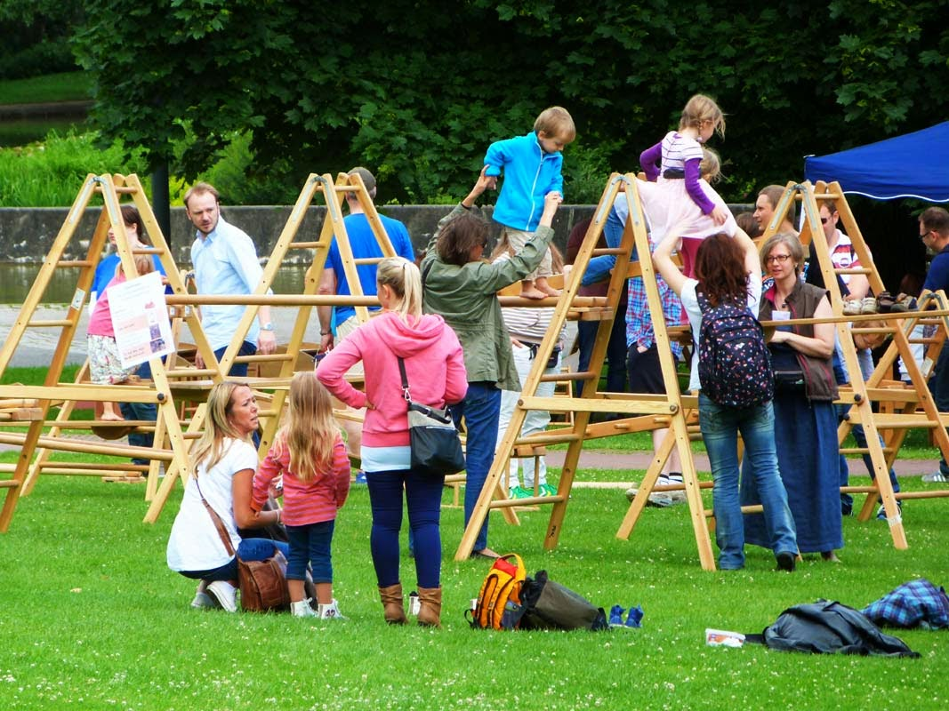 Kinderfest Hamburg Wabe Experimenta Hengstenberg
