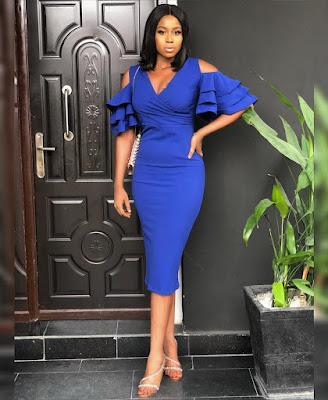 Lilian Afegbai fashion and style looks