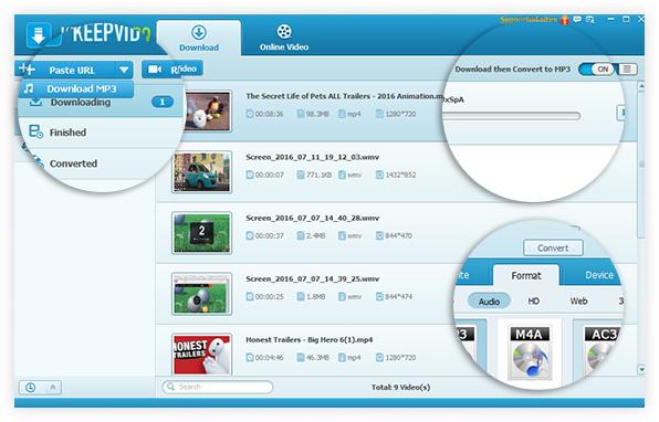 KeepVid%2BPro%2B3 - KeepVid Pro Windows
