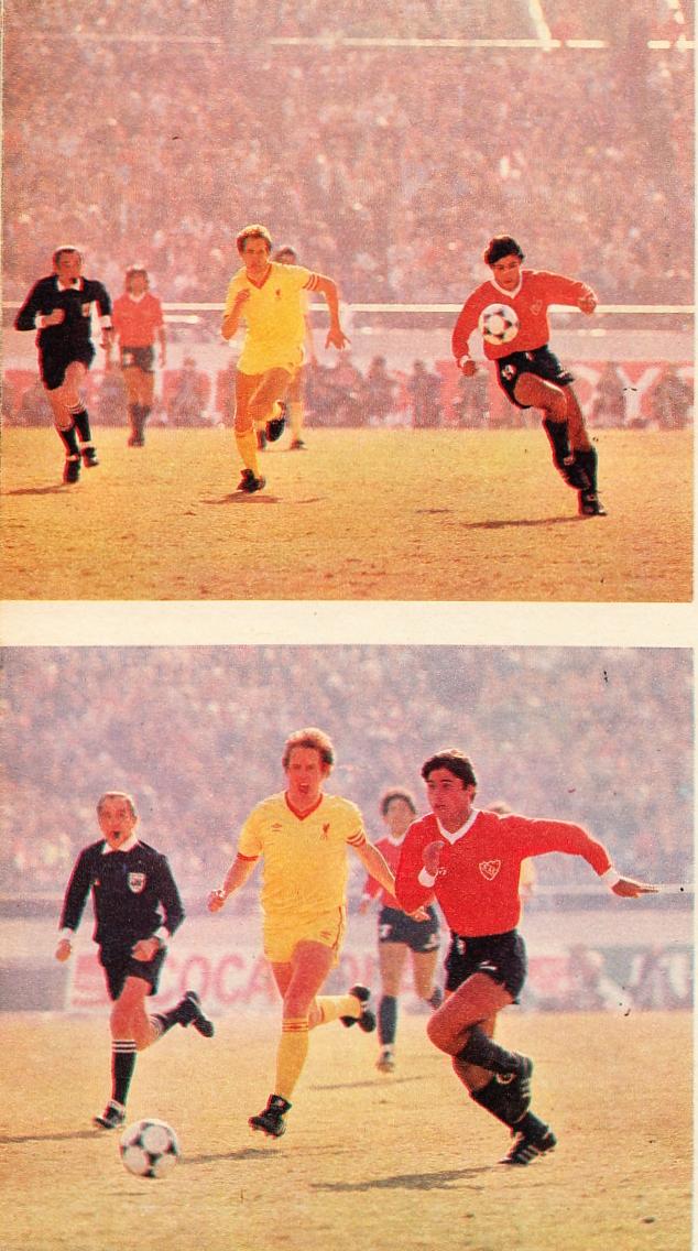 a429d3bd903 Soccer Nostalgia  Intercontinental  Toyota Cup-Part Five (1984 ...