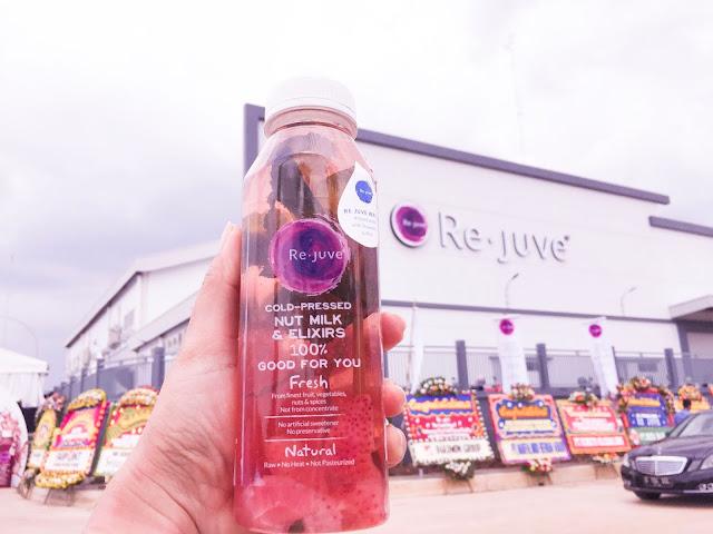 rejuve hadirkan minuman berteknologi high pressure pertama di indonesia