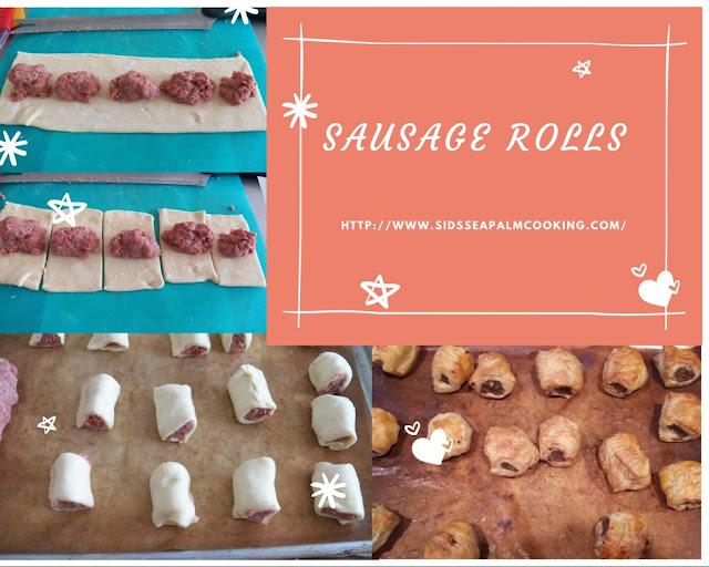 Scottish Style Sausage Rolls