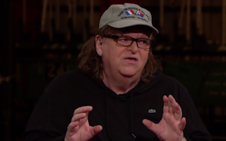 """Michael Moore Says """"Trump Is Going to Win"""""""