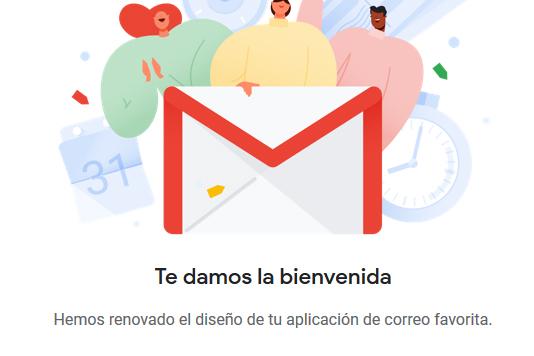 Google lanza nueva version de correo Gmail