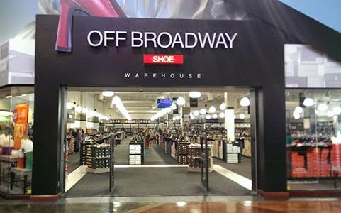 Broadway clothing stores
