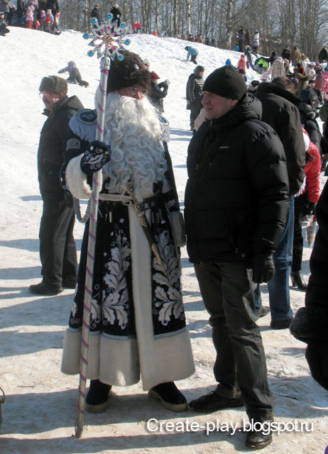 Maslenitsa at Priory Palace