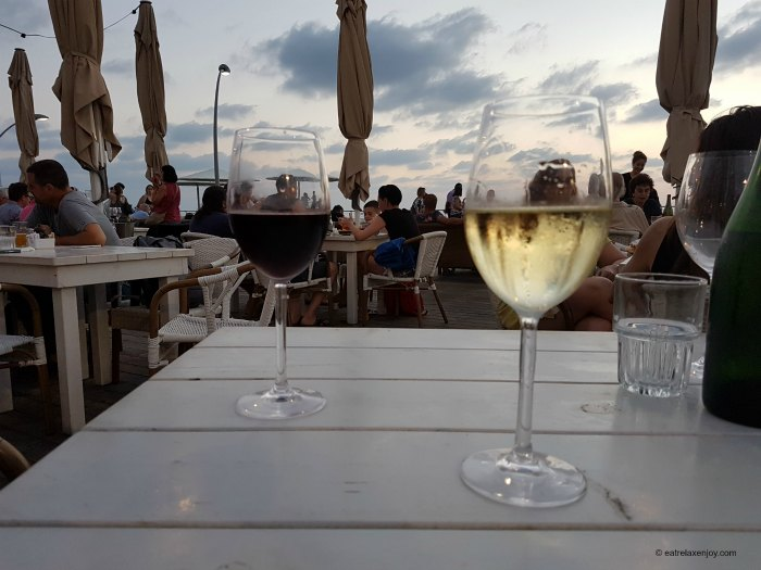 Yulia Restaurant at the Port of Tel Aviv