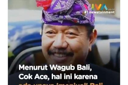 Bisnis Pariwisata Menurun, Wakil Gubernur UNGKAP: Bali Dijual Murah oleh Turis!