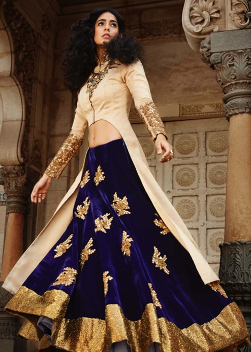 b45d7274021 Indian Dresses - Fusion Style