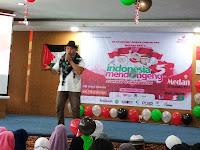 Indonesia Mendongeng 5 di Medan Ajarkan Anak Cinta Palestina