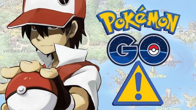 Pokémon Go - Austrália - MichellHilton.com