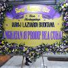 Papan Bunga Dukacita Angkatan 18 Prodip Bea Cukai