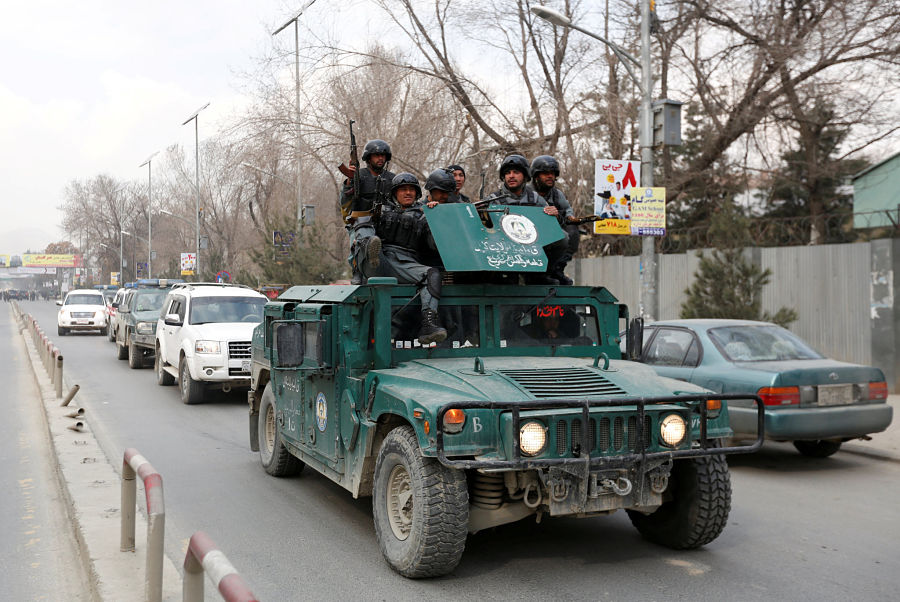 Gunmen Attempt Attack At Khost Military Airport
