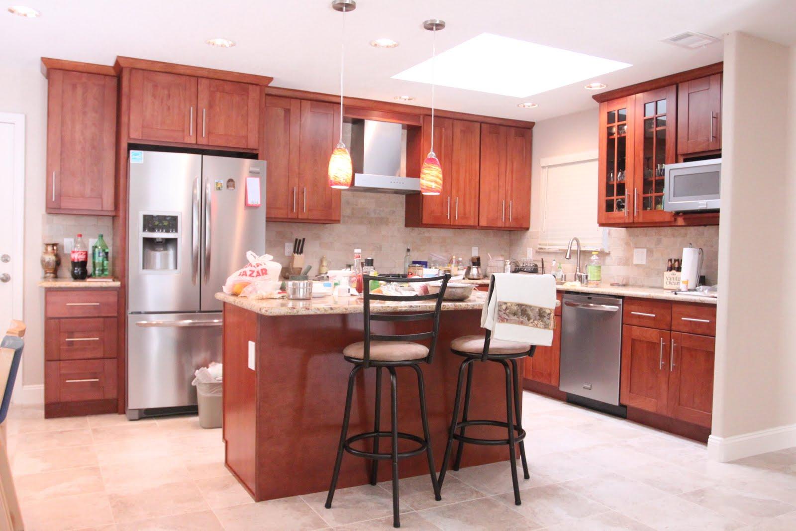 cherry shaker kitchen cabinets dark shaker kitchen cabinets Cherry Shaker Kitchen Cabinets Dark Chocolate Shaker vanity Cabinets