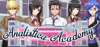 [128MB] Analistica Academy APK Android Adult Game Download