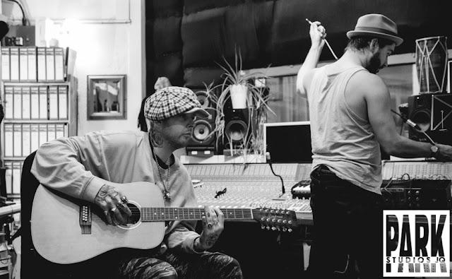 The Carnival Club EP | Birmingham Recording Studio | Park Studios JQ | recording artist