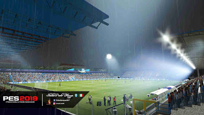 PES 2019 Stadio Paolo Mazza by Ismail1795
