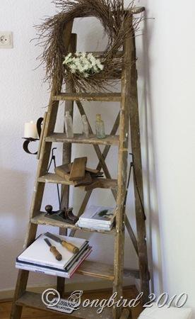 Hammers And High Heels Head Over Heels Vintage Ladders