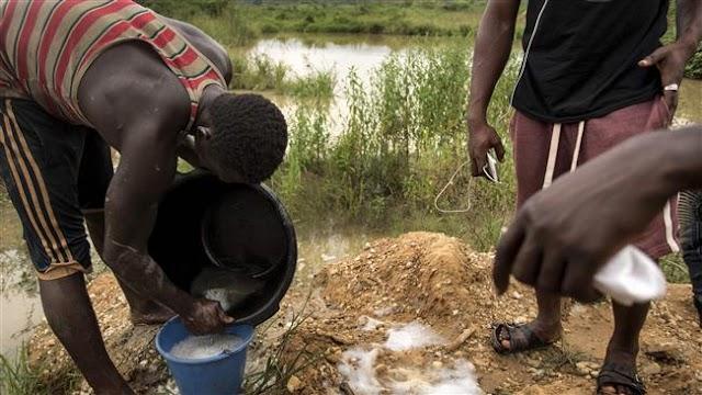 17 declared dead in Ghana goldmine collapse