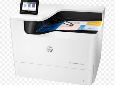 HP PageWide Managed E75160dn Driver Download