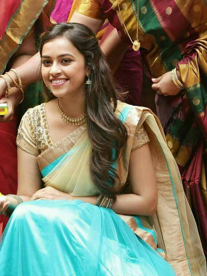 beautiful sridivya 190945 - Actress Sri Divya's Hot & Spicy Images In Saree|Top 25-Spicy Photos|decide to go NO Glamour in Her Movies