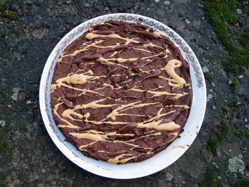 Ciasto bez glutenu z batatów (bez mąki) na 9 rocznicę bloga