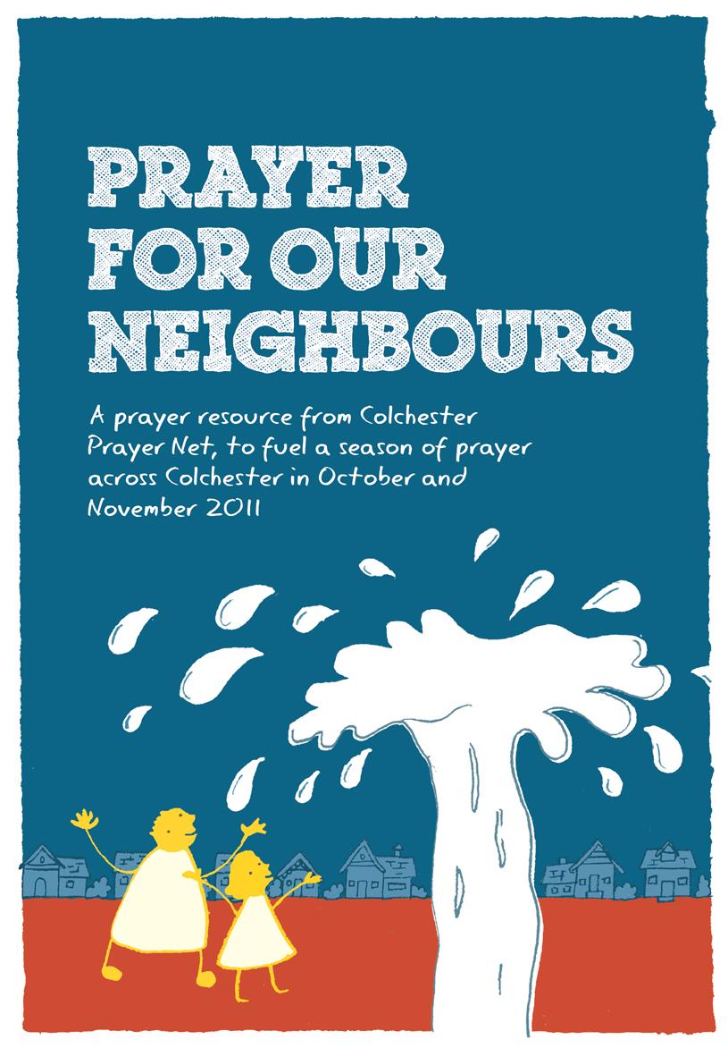 Colchester Boiler Room Community Prayer For Our Neighbours