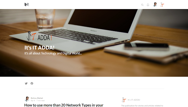 It's IT ADDA! - Medium Publication