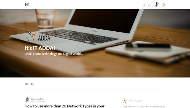 It's IT ADDA! - Medium Publication