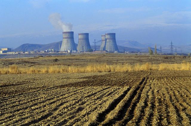Armenia quiere exportar combustible nuclear gastado a Rusia