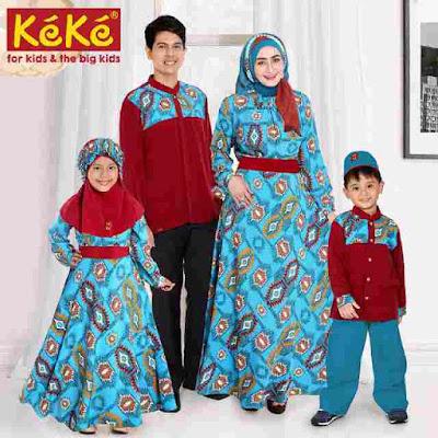 Model Baju Batik Sarimbit