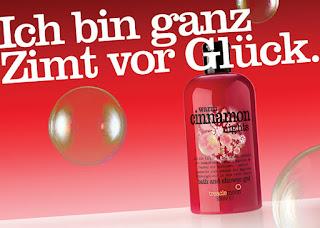 Preview: Treaclemoon - Warm Cinnamon Nights - www.annitschkasblog.de