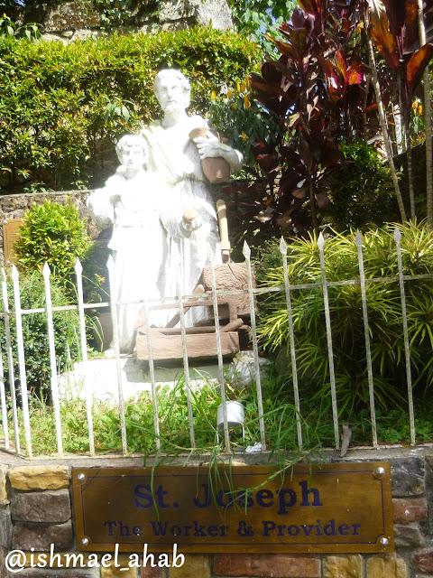 St. Joseph in Good Shepherd Convent Baguio
