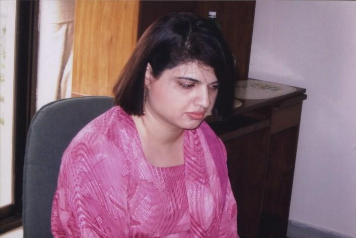 Saima ammar's Pakistan Foundation Fighting Blindness – Great